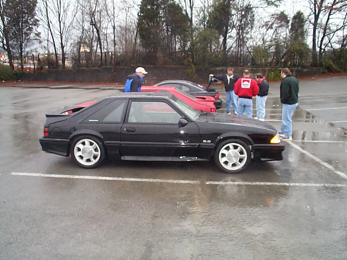 Will LSC Rear fit a Fox  Page 2  19821993 Mustang GT Registry